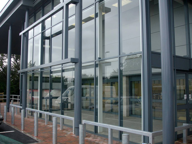 Aluminium Fenestration Season Master Windows